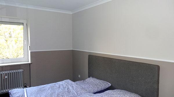 Wohnzimmer Wandgestaltung Mit Bildern Wohnzimmer Sofa Weià ...
