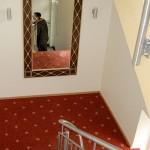 Teppichtreppe Hotel Planegg