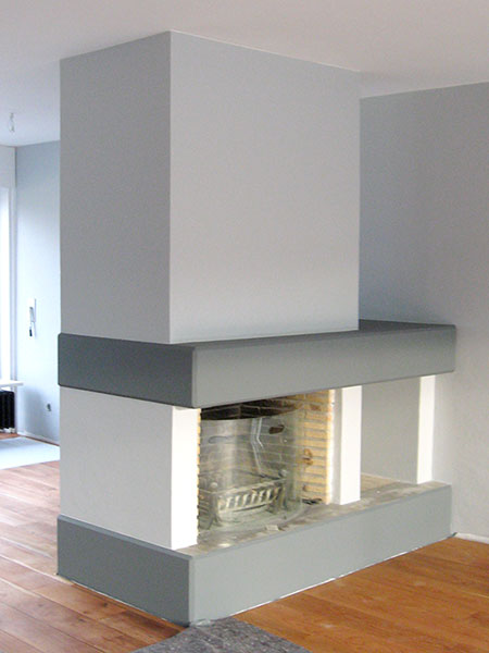 Wandgestaltung und malerarbeiten raumausstattung schmitt - Raumausstattung wohnzimmer ...