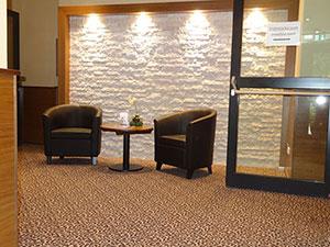 Teppichverlegung Hotel Planegg