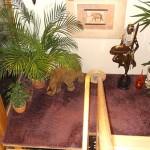 Teppich Kräuselvelour