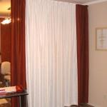 Vorhang Raumteiler